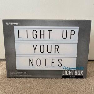 Lightbox Decor 🌟